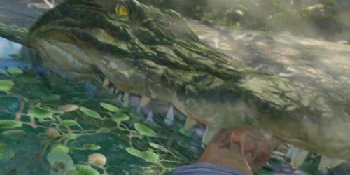 Far Cry 3 Crocodile