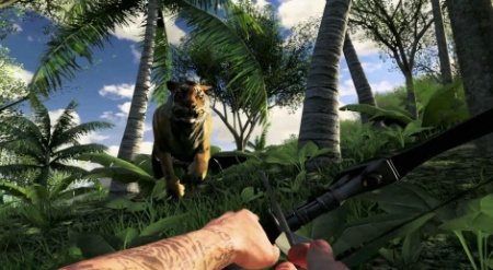 Hunting in Far Cry 3
