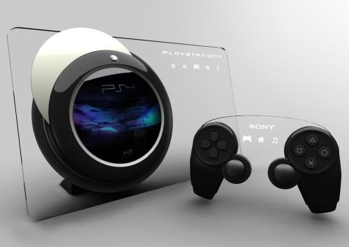 Gaat de PlayStation 4 er zo uitzien?