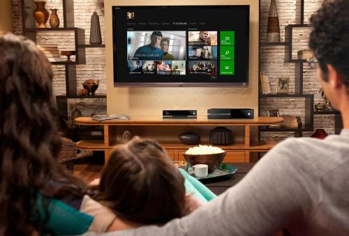 xbox-one-living-room-tv
