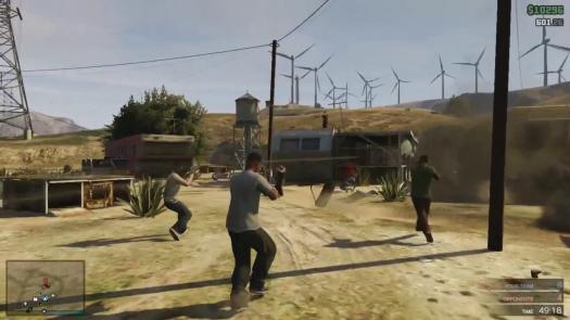 Grand Theft Auto Online_1