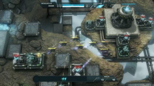 Defense Technica 6